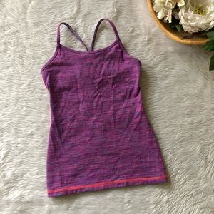 Ivivva Colorful Workout Tank